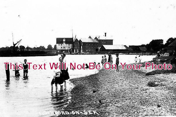 ES 1 - Rochford On Sea, Southend, Essex - 6x4 Photo