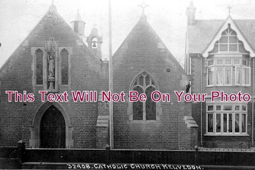 ES 1012 - Catholic Church, Kelvedon, Essex c1909 - 6x4 Photo