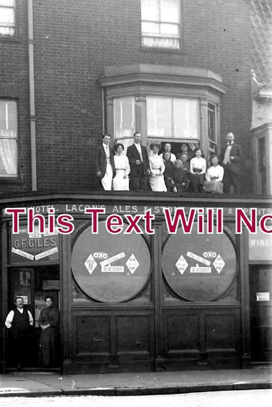 NF 1071 - The Ferry Hotel, Great Yarmouth, Norfolk c1912