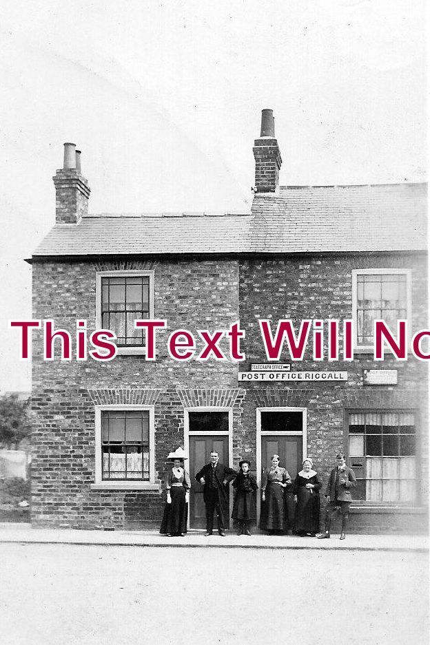 YO 1029 - The Post Office, Riccall, East Yorkshire - 6x4 Photo
